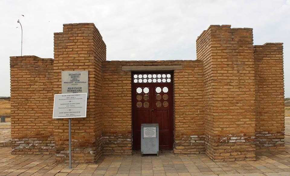 mauzoleum Jesima