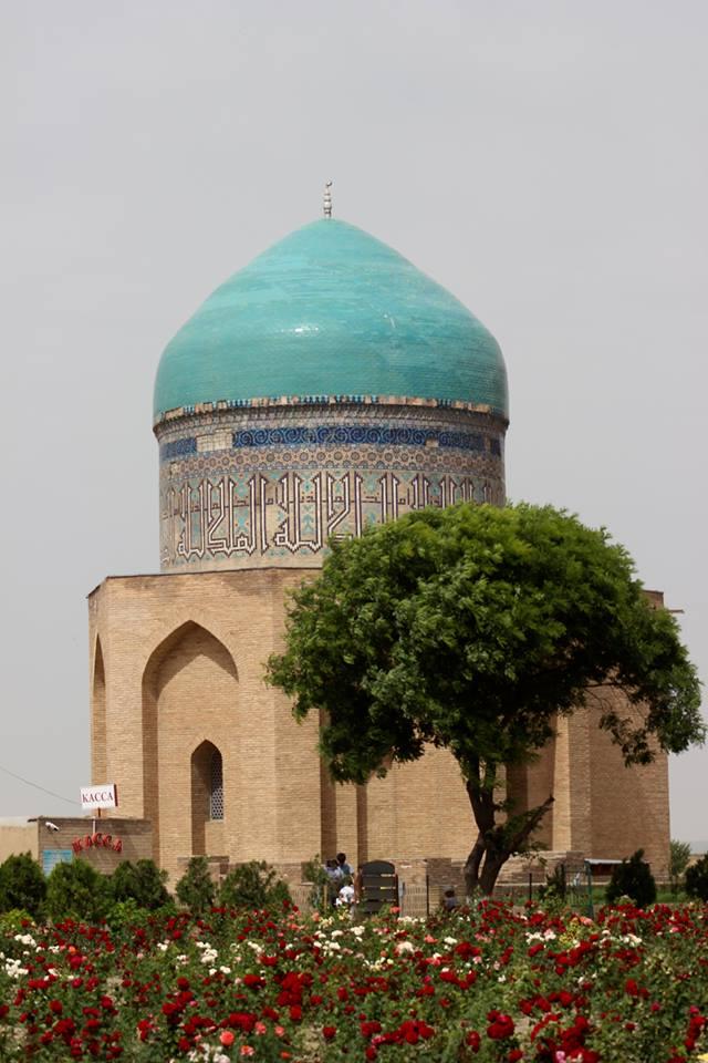 mauzoleum Rabii Sultan Begum
