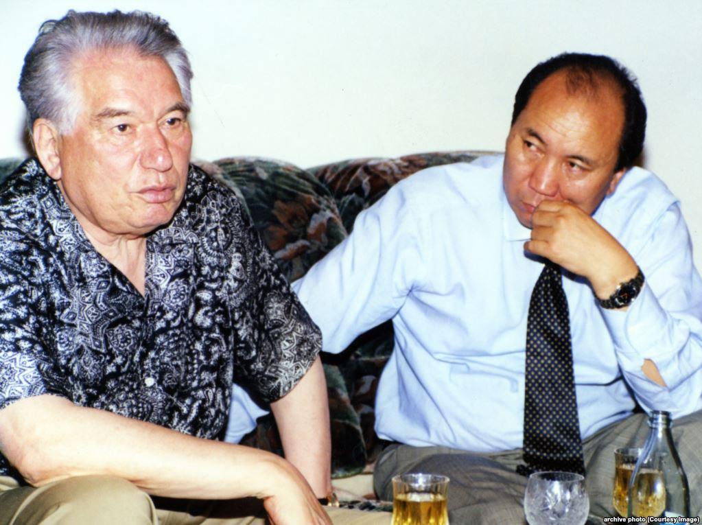 Ajtmatow i Ibraimow
