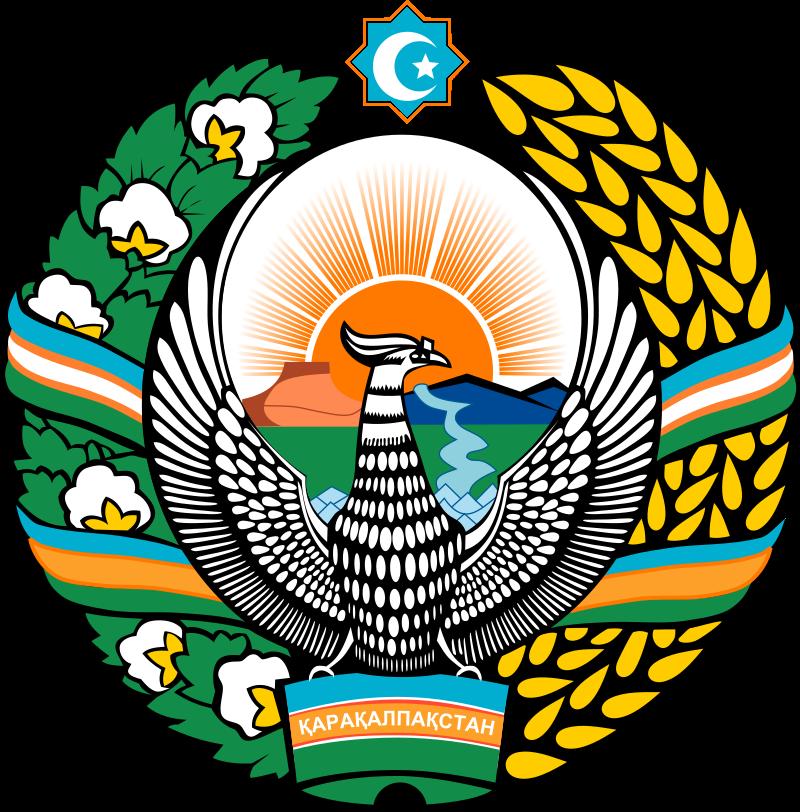 godło Karakałpakstanu