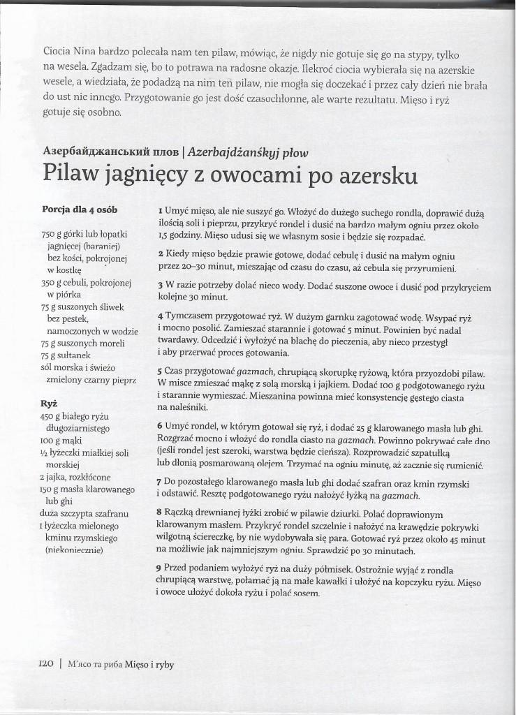 pilaw azerski