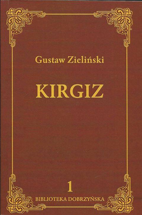 """""""Kirgiz"""" Gustawa Zielińskiego"""