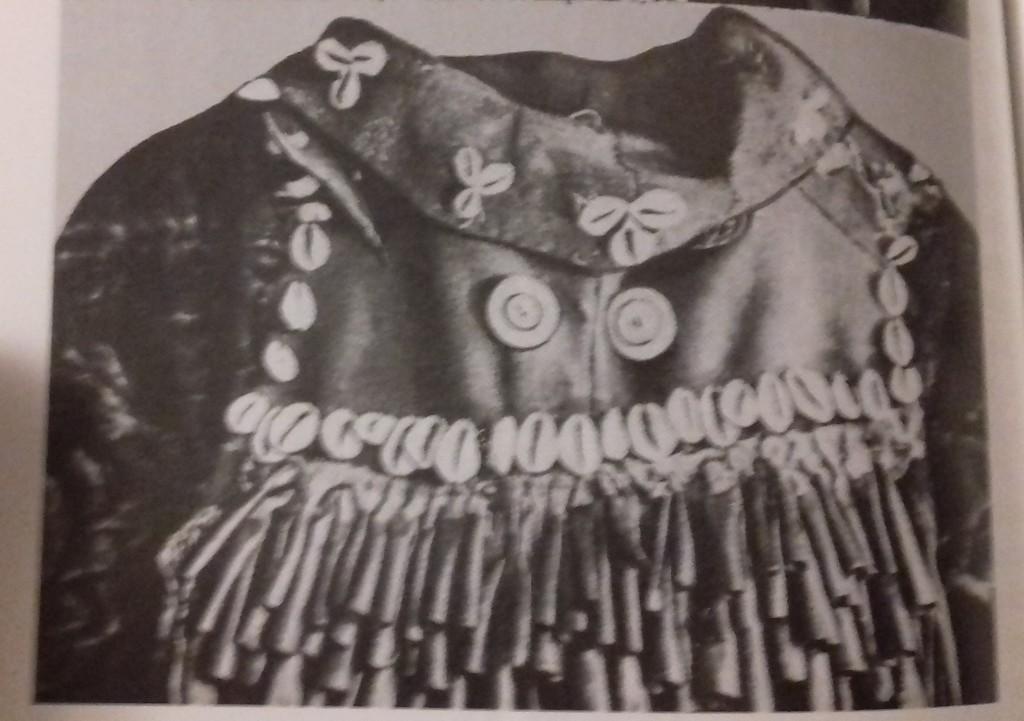 strój chakaskiego szamana