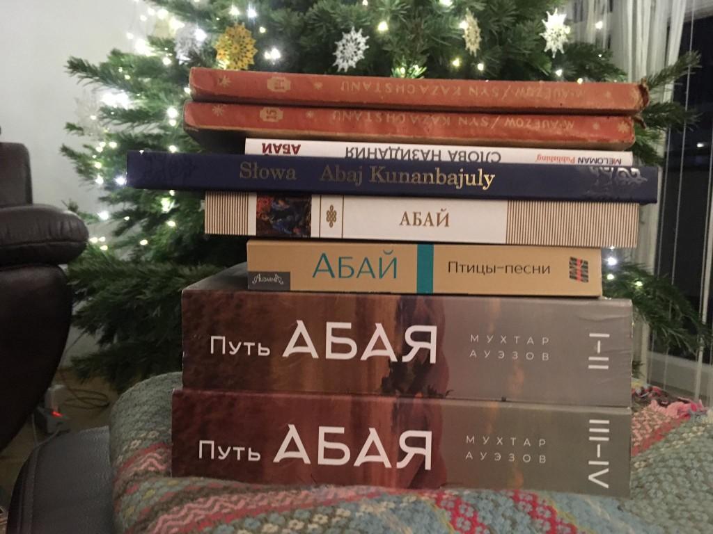 Abaj - książki