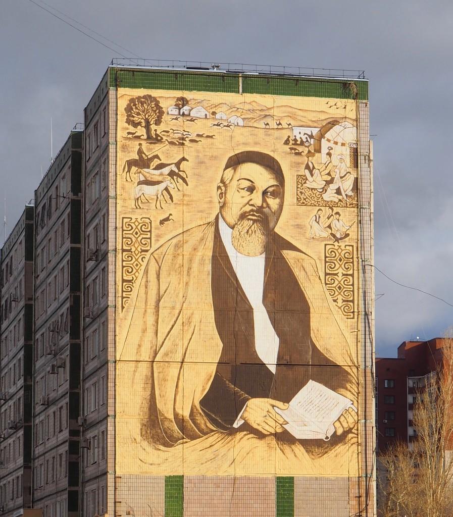 mural z Abajem