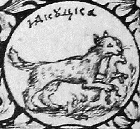 pierwszy herb Jakucka